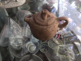马未都介绍的瓜棱茶壶