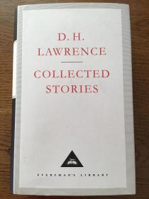 Collected Stories of D.H.Lawrence 劳伦斯短篇小说集Everyman's Library 人人文库