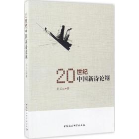 20世纪中国新诗论纲