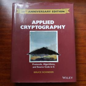 Applied Cryptography  Protocols, Algorithms and Source Code in C