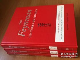 【包邮】The Feynman Lectures on Physics Vol 1-3 The New Millennium Edition