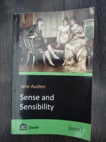 Sense and Sensibility(英文原版书)