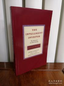 The Intelligent Investor:The Definitive Book on Value Investing. A Book of Practical Counsel,聪明的投资者英文版,无笔记无划线,包邮
