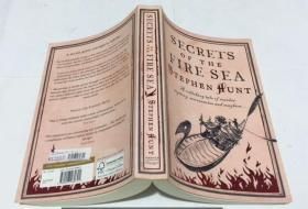 Secrets of the Fire Sea  英文原版小说