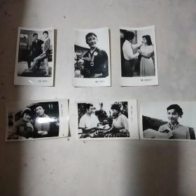 电影照片 6张合售