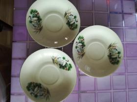 唐山小瓷盘