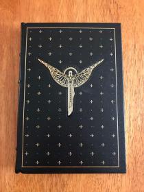 【现货在美国家中、2周左右到国内、全国包顺丰】Faust,《浮士德》,Johann Wolfgang von Goethe / 歌德 (著),富兰克林图书馆出版的世界永恒经典100本名著系列丛书之一, 1979年限量版 A Limited Edition(请见实物拍摄照片第4、5张版权页),精装,222页,豪华全真皮封面,三面刷金,珍贵外国文学资料!