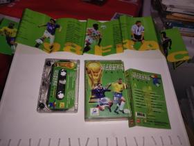 老磁带 98法国世界杯足球之歌