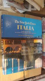 (The New York Times)  ITALIA  (意大利语原版 精装小8开,净重3.2KG) 最丰富的意大利导介图文书,全铜版纸