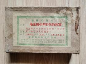 彩色幻灯片:毛主席少年时代的故事(29片全)