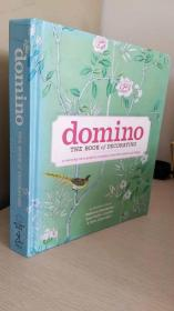 Domino:The Book of Decorating: A Room-by-Room Guide to Creating a Home That Makes You Happy 【精装原版】