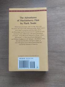 The Adventures of Huckleberry Finn(内有笔记划线)