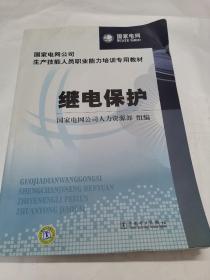 国家电网公司生产技能人员职业能力培训专用教材:继电保护