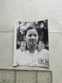 八十年代体操运动员 明桂秀