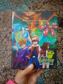 pokemon卡片集卡  神奇宝贝卡册  116张合售