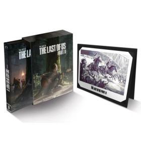 现货 最后生还者2游戏设定集 Art of the Last of Us Part II,豪华精装限量版