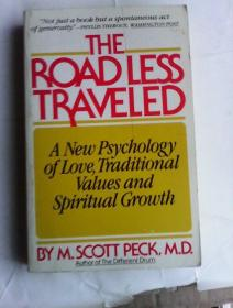 The Road Less Traveled: A New Psychology of Love, Traditional Values, and Spiritual Growth       英文原版