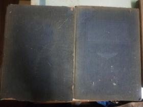 1945年精装16开<principles of naval architecture﹥1.2二册著者签名