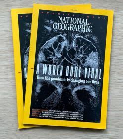 National Geographic 美国国家地理2020年11月 英文版旅游杂志