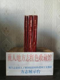 山西省地方志旧志系列----长治市系列------道光版----《壶关县志》--全3册---虒人荣誉珍藏