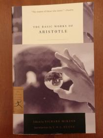 The Basic Works of Aristotle(全新进口原版,国内现货)