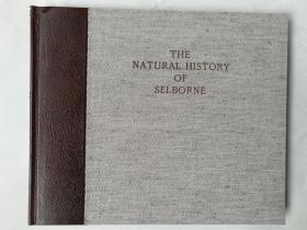1977年 限量150本 《塞尔彭自然史》Zaehnsdorf皮装  塞尔彭勋爵作序 BBC主持人大卫爱登堡作序亲笔签名 布面函套