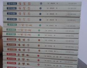 四大名著《红楼梦》《西游记》《水浒传》《三国演义》图文升级版 全十四册