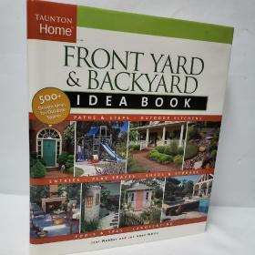 FRONT YARD & BACKYARD 前院和后院花园设计