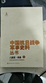 中国抗日战争军事史料丛书 : 八路军·表册 . 1