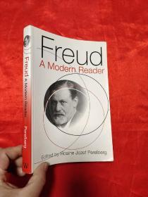 Freud - A Modern Reader  (小16开)  【详见图】