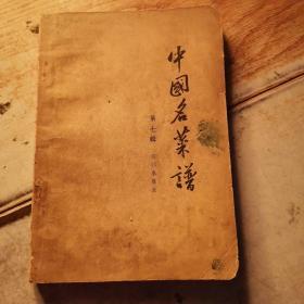 中国名菜谱第七辑四川名菜点