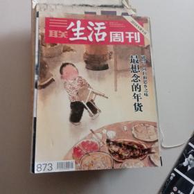三联生活周刊2016年年货专刊