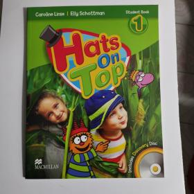 Hats On Top Student's Book 1  Plus 1 CD-ROM