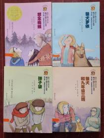 【馆藏】金水桶 名著阅读与成长文库4册合售