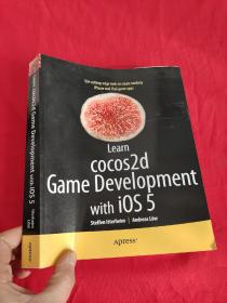 Learn Cocos2d Game Development with IOS 5    (16开)  【详见图】