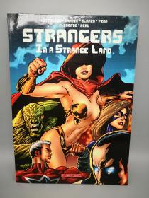 【英文原版漫画】STRANGERS IN A STRANGE LAND