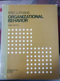 特价:FRED LUTHANS ORGANIZATIONAL BEHAVIOR(THIRD EDITION)