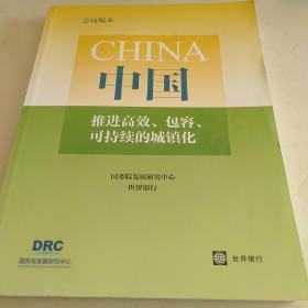 中国推进高效包容可持续的城镇化