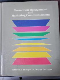 特价:Promotion Management and Marketing Communications