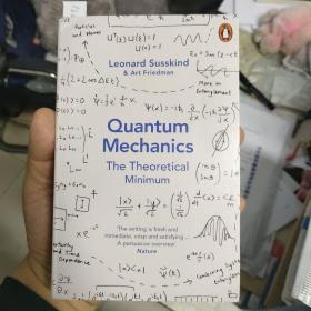 Quantum mechanic the theoretical minimum