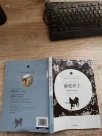 骆驼祥子教育部统编语文教材配套阅读书系