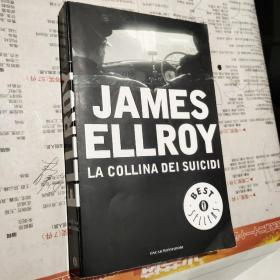 意大利语原版 小说 LA COLLINA DEI SUICIDE