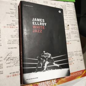 意大利语原版 小说 WHITE JAZZ