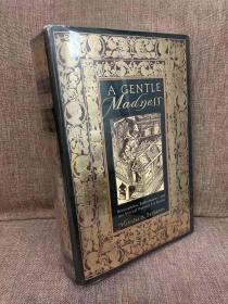 A Gentle Madness(尼古拉斯•巴斯贝恩《文雅的疯狂》,当代书话大名家,配插图,精装大开本,1995年美国初版,好品相)