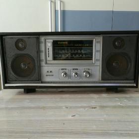 天歌牌B510型两波段晶体管收音机
