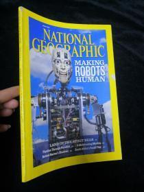 NATIONAL GEOGRAPHIC美国国家地理 2011 August  英文原版