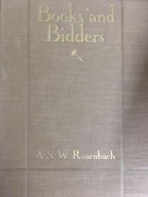 英文原版:Books and bidders
