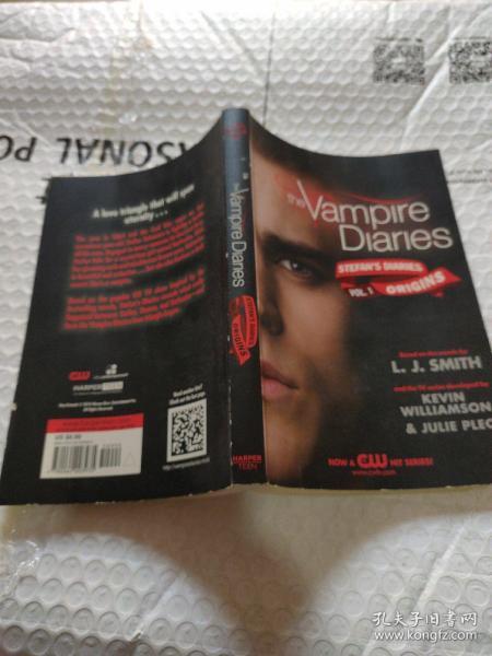 Stefan's Diaries 1: Origins (The Vampire Diaries) 吸血鬼日记·斯蒂芬的日记#1:起源