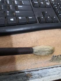老毛笔:长流  二手毛笔   品自定   按图发货   103-7号柜