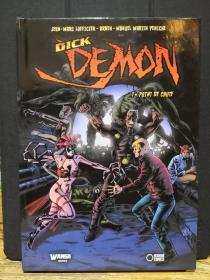 【法文原版漫画】DICK DEMON 1·POINT DE CHUTE